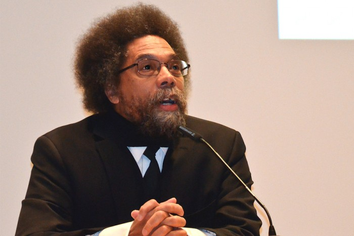 Cornel West (Photo by Bernd Schwabe)