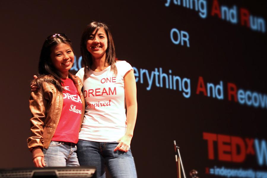 Speaking at TEDxWWU