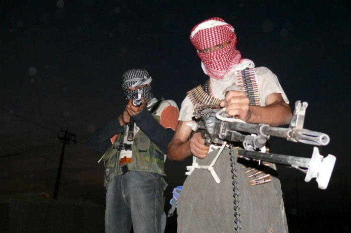 ISIS Insurgents