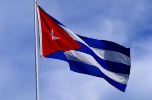 Flag of Cuba. (Photo by Stewart Cutler via Creative Commons license.)