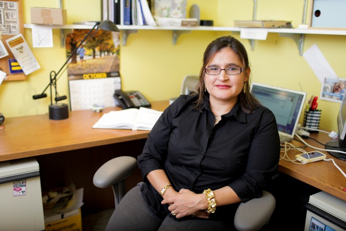 Longtime tribal judge Raquel Montoya-Lewis, of the Pueblo of Isleta and Pueblo of Laguna Indian tribes, was appointed to Whatcom Superior Court. Photo courtesy Western Washington University.