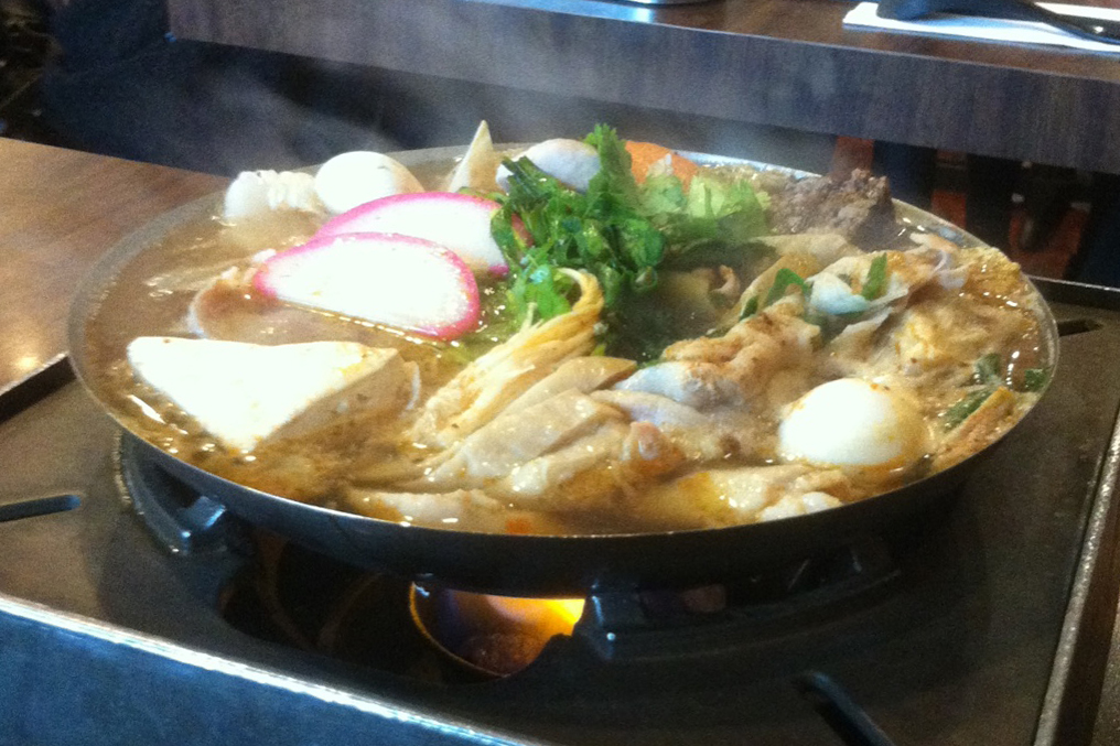 Boiling Point in Bellevue. (Photo by Judy Chia Hui Hsu)