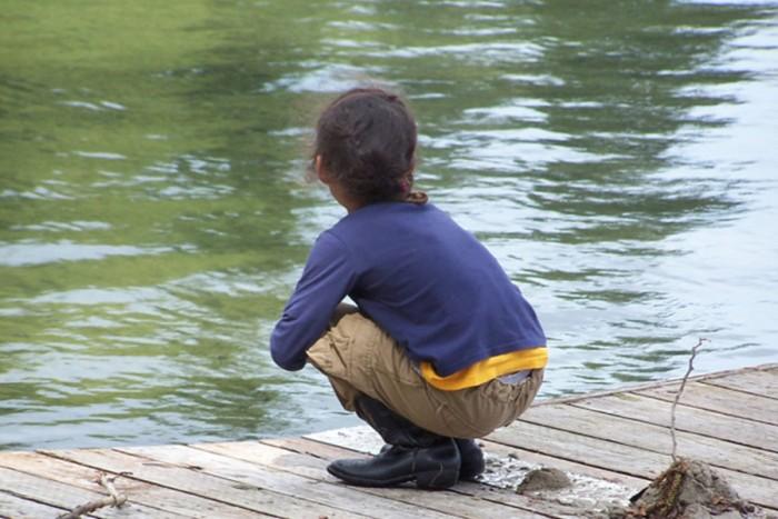 Solomon Lake Whatcom April 2012