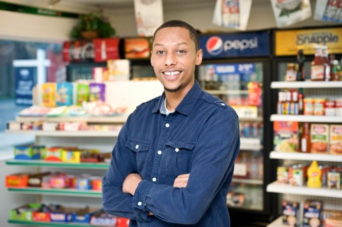 Rainier mini-mart owner Solomon Dubie