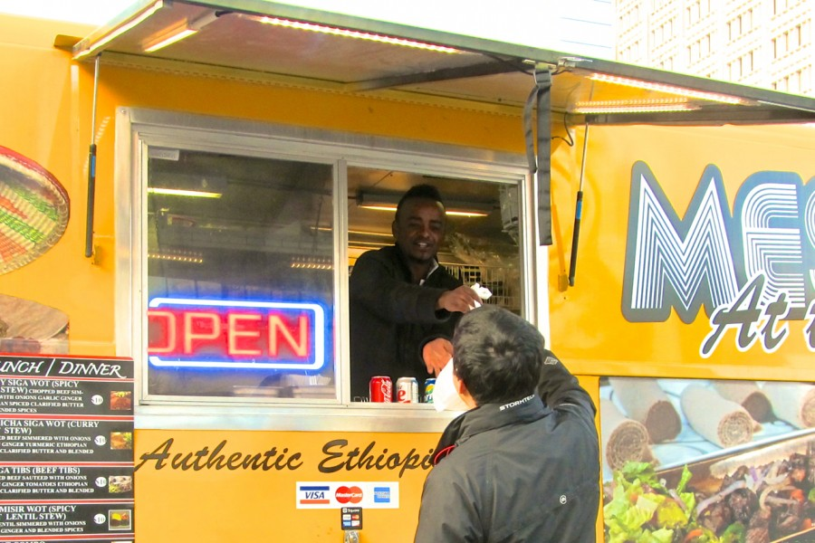 Mesob At The Curb Food Truck