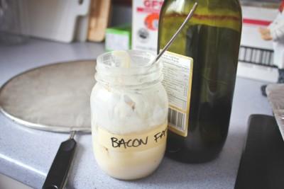 Mmmm, bacon fat. (Photo from Flickr by Jason Sandeman)