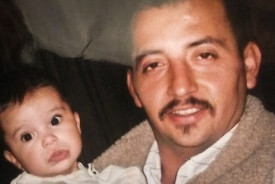 Antonio Zambrano-Montes, who was shot and killed by police in Pasco, WA on Feb. 10th, in an undated family photo.