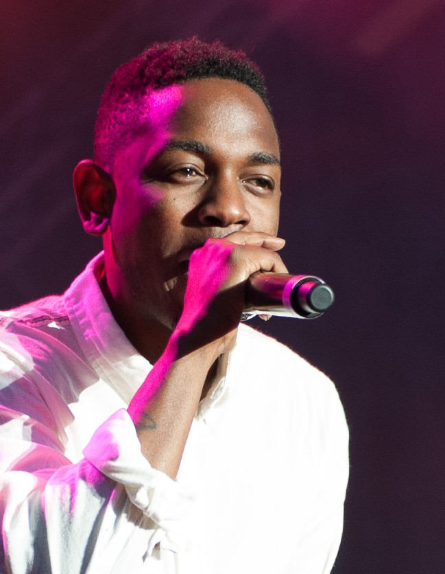 """Kendrick Lamar ignites controversy over new single, """"The Blacker The Berry."""" (Photo by Kim Metso)"""