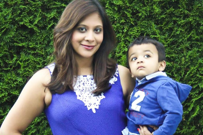 Niyati Desai, who lives in Kirkland and is here on an H-4 visa, will be eligible to work in the U.S. under a new plan detailed by the Dept. of Homeland Security this week. (Courtesy photo)
