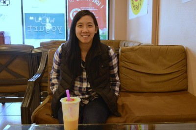 Sarah Chen, 26, is a staff member for InterVarsity Christian Fellowship and leads the Asian American chapter at the University of Washington. (Photo by Monica Chon)