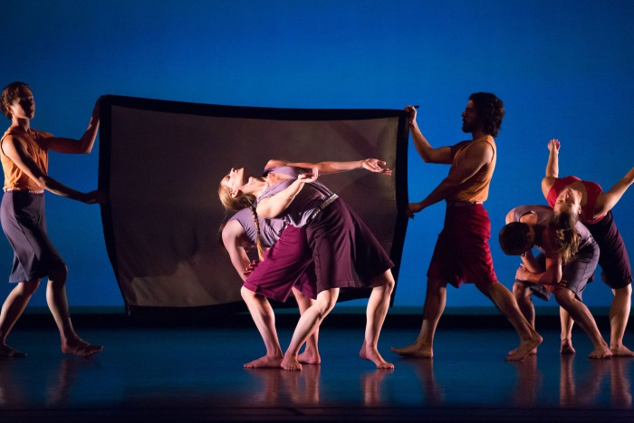 Mark Morris Dance Group performs 'Words.' (Photo by Ani Collier.)