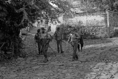 As a result of the 1992 amnesty law, the Salvadoran state prevented investigation into the human rights violations committed throughout the war (Photo by Linda Hess Miller via Wikimedia Commons).