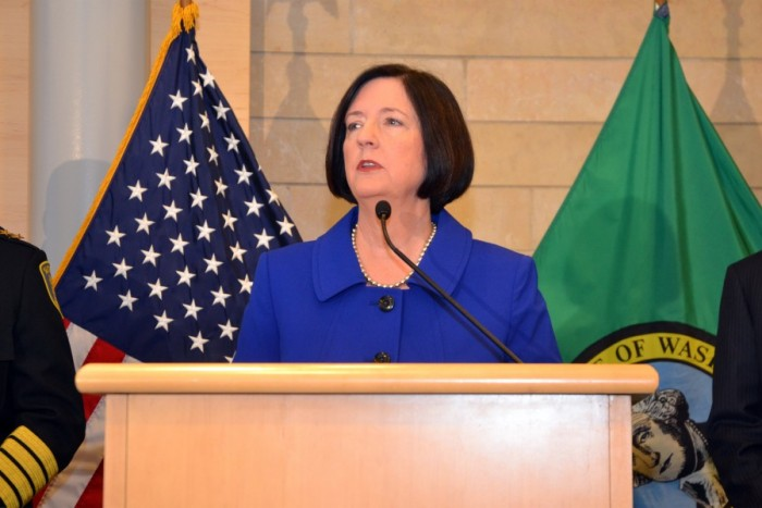 Kathleen O'Toole (Photo by city of Seattle.)