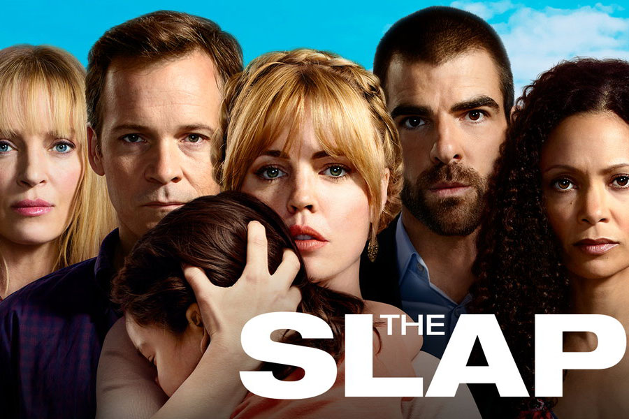 "NBC's series ""The Slap"" tells the story of a group of friends torn apart when one physically disciplines another's child."