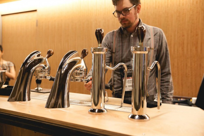 The Specialty Coffee Association of the Americas conference in Seattle this week is all about improving the experiences of coffee consumers. But some participants are looking at how it can improve the lot of growers too. (Photo courtesy SCAA)