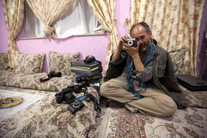 """Frame by Frame"" follows four Afghan photographers and their efforts to document their country following the end of the Taliban regime and its prohibition on photography. (Photos courtesy Seattle International Film Festival.)"