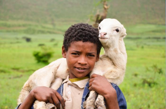 (Photo courtesy of World Vision)