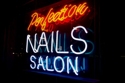 There are more than a thousand nail salons in Washington, employing over seven thousand nail technicians. Vietnamese Americans are the largest group working in the industry. (Photo from Flickr by Autumn Welles)