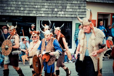 Old vikings never die — they just move to Poulsbo. (Photo by Andrew Taylor via Flickr)