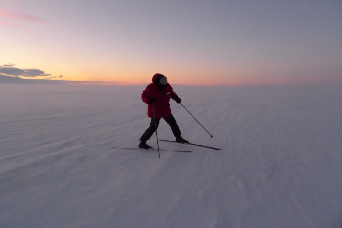 Plenty of opportunities for dawn skiing. (Courtesy photo)