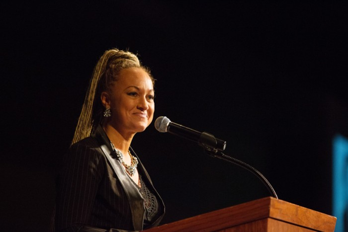 Rachel Dolezal rnonesigned as President of the Spokane NAACP after it was revealed that she'd misrepresented her race for years.