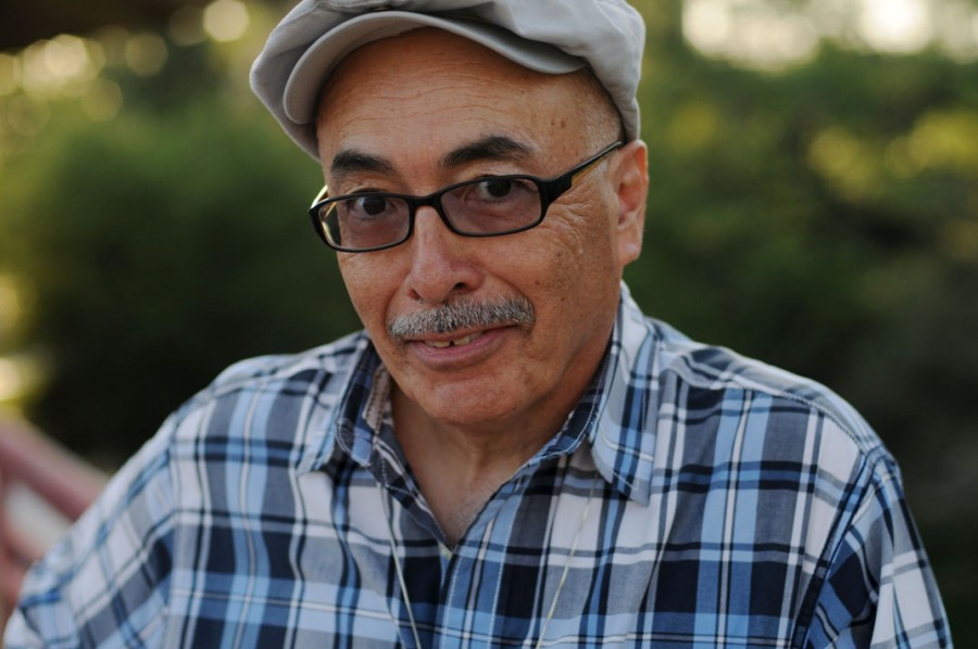 Juan Felipe Herrera, a visiting professor at the University of Washington in spring quarter, was named poet laureate of the United States on Wednesday. (Photo courtesy Blue Flower Arts.)