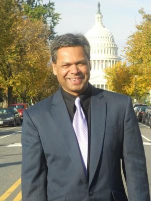 Darshan Rauniyar, Nepalese American IT Entrepreneur at Seattle (Photo Via Darshan Rauniyar)