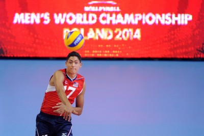 Shorewood High Alum Matt West will be competing on the U.S. Volleyball team at the Pan Am Games. (Courtesy Photo)