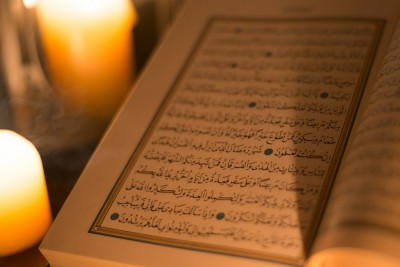Surahs in the Koran describe how the holy month of Ramadan should be observed with fasting and good works. (Photo from Flickr by Faris Algosaibi)