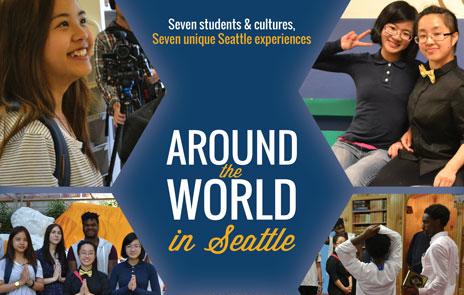 """""""Around the World in Seattle"""" Film Premiere"""