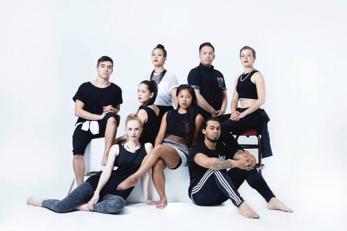 Au Dance Collective Members