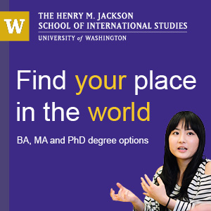 The Henry M. Jackson School of International Studies