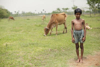 For the poorest Bangladeshis, UNICEF estimates 86 out of every 1,000 children won't make it to adulthood because of injuries, diseases and a lack of medical access. Photo: Chantal Anderson