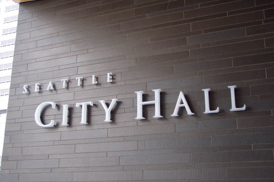 Seattle City Hall. (Photo by City of Seattle via Flickr.)
