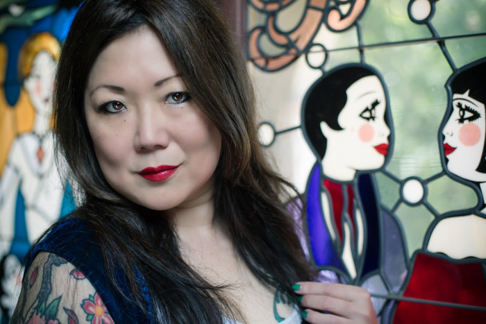 Margaret Cho performs at the Moore Theatre this week. (Photo by Mary Taylor.)