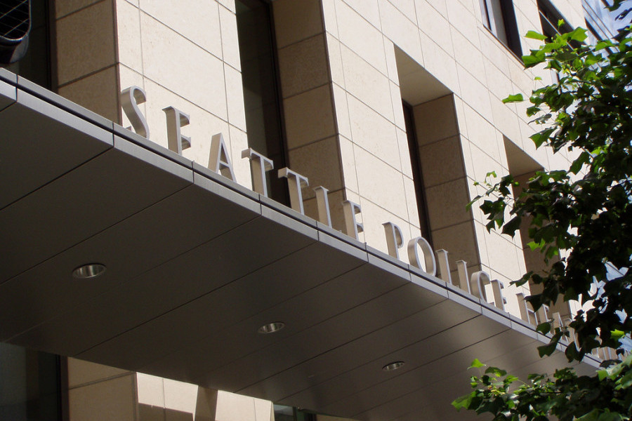 Seattle Police Department (Photo by City of Seattle via Flickr.)