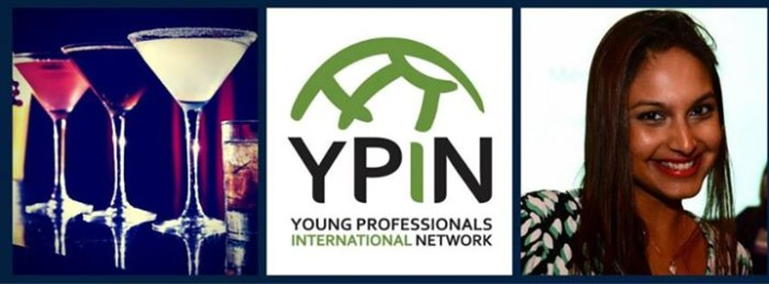 YPIN Global Leader Cocktail Hour
