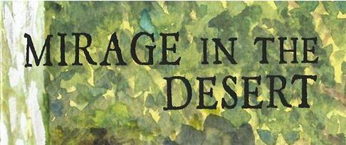 mirage-desert