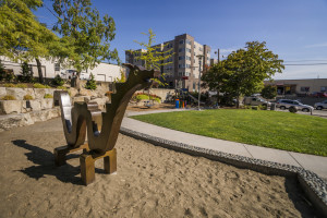 International Children's Park in Seattle is slated to be renamed in honor of late neighborhood activist  Donnie Chin. (Photo by TIA International Photography for the City of Seattle.)