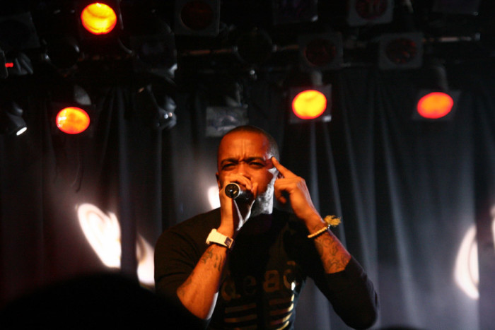 Stic.man of Dead Prez performs in Sweden in 2009. The group plays Seattle on Friday. (Photo from Flickr by Henrik Isaksson)