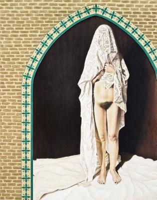 Women Rebelling 4 by Houri Ronasi