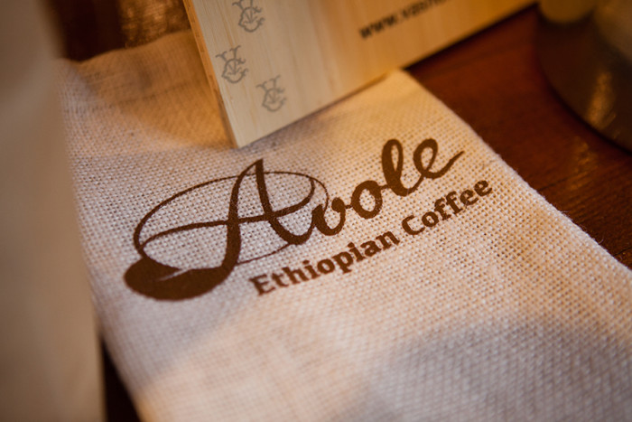 A Café Avole coffee bag. (Photo by Jovelle Tamayo)