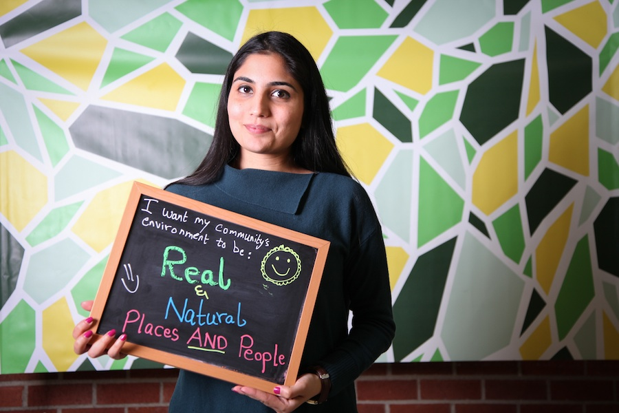 Nabeeha Chaudhary. (Photo by The Seattle Globalist)