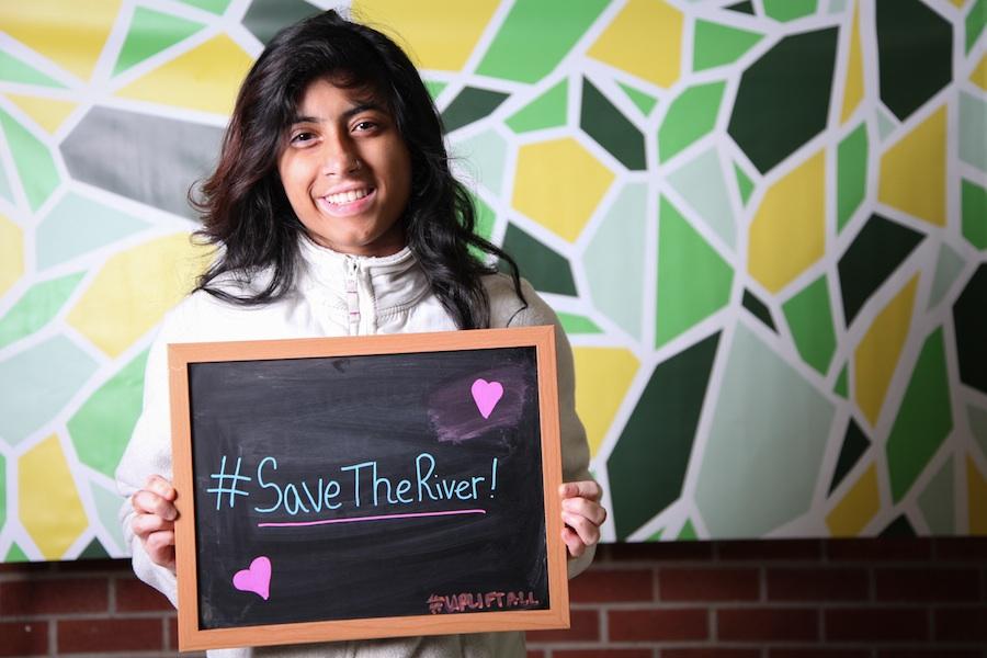 Shelina Las. (Photo by The Seattle Globalist)