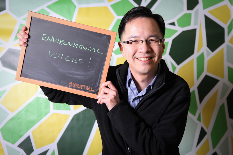 Stanley Tsao. (Photo by The Seattle Globalist)