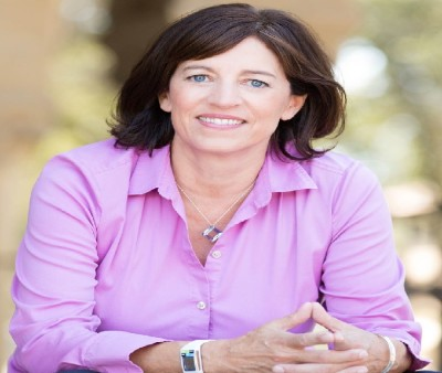 Jo Boaler, Professor of Mathematics Education, criticizes Math education approach in the US as shallow and inequitable. (photo via ed.stanford.edu)