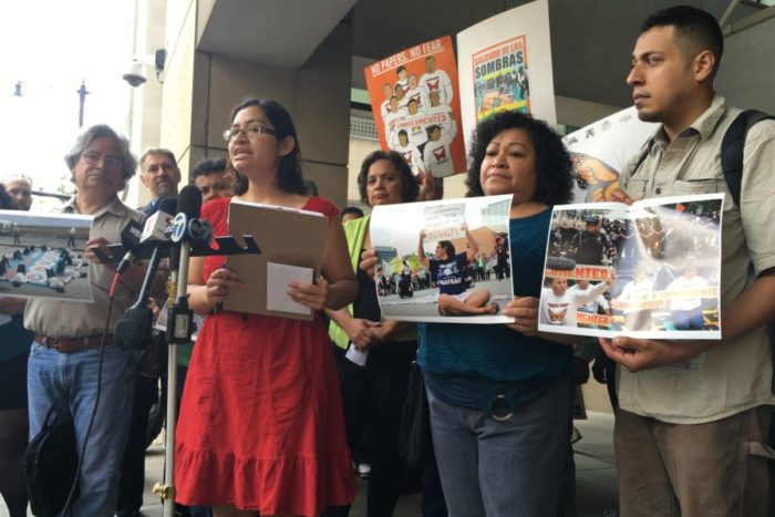 Chicago immigrant claims U.S. retaliated over her activism