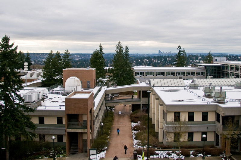 Bellevue College (Photo from Flickr by Art Brom)