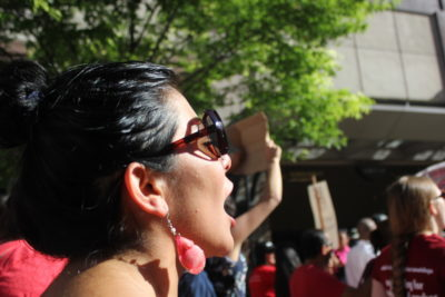 Iris Viveros Avendaño (Photo by DJ Martinez)