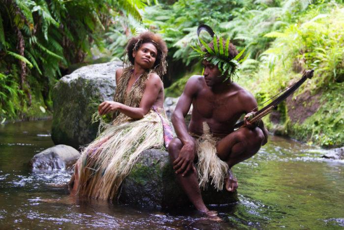 "The movie ""Tanna"" was filmed entirely in Vanuatu. (Photo courtesy SIFF.)"